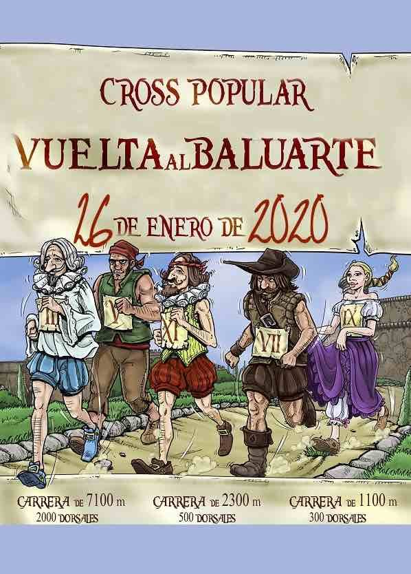 Cross Popular Vuelta al Baluarte