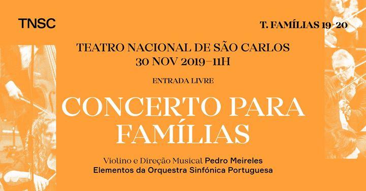 Temporada Famílias: Pedro Meireles e OSP