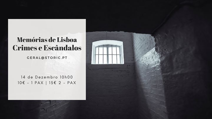 Memórias de Lisboa - Crimes e Escândalos