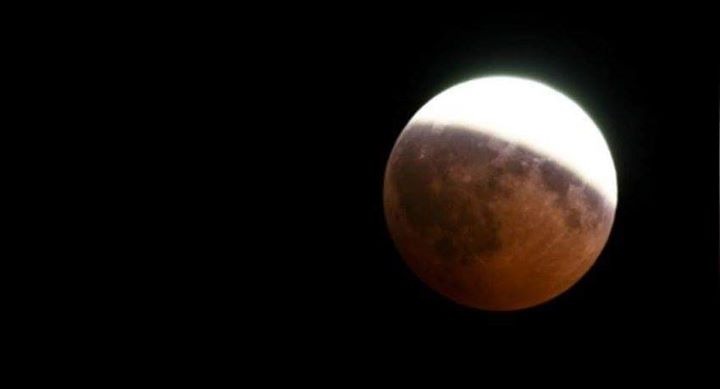 Caminhada c/ Eclipse Penumbral Lunar na Serra de Sintra by TN