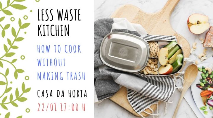 Less waste no. 5 - kitchen! + sharing eco recipies