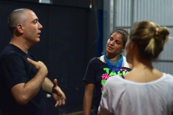 Workshop Voz e Comunicação, com Ricardo Silva