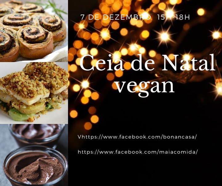 Ceia de Natal Vegan