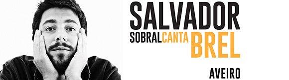 Salvador Sobral canta Brel