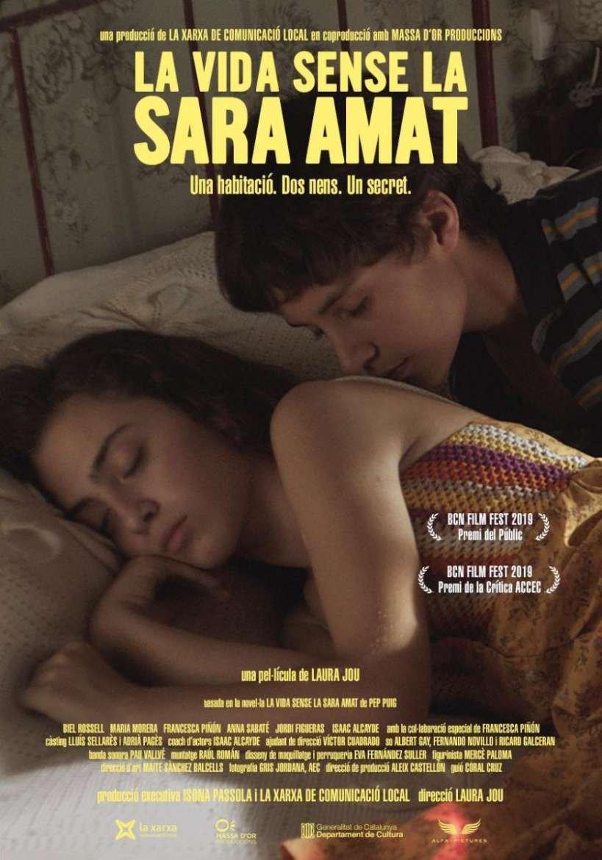 """Cine Filmoteca: """"La vida sin Sara Amat"""""""