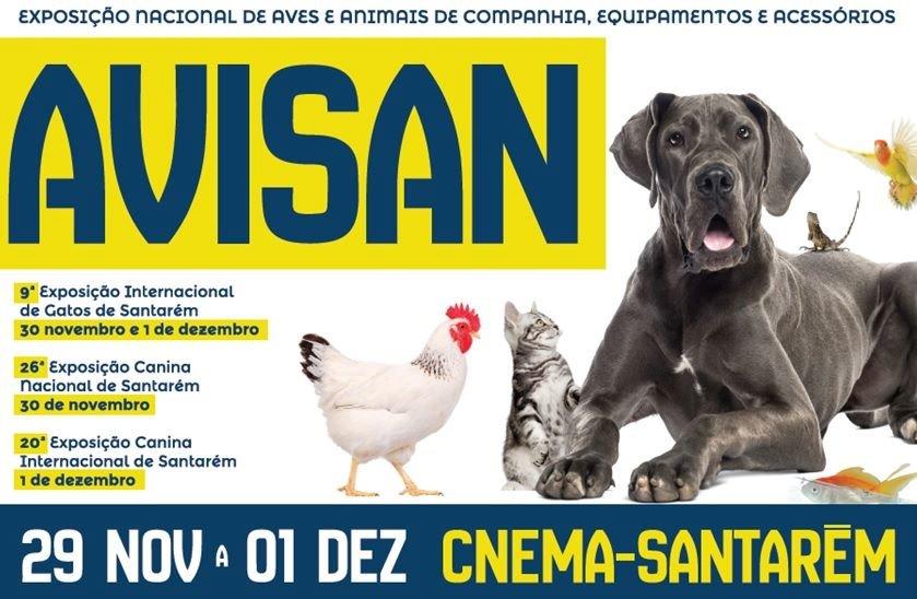 Avisan - Exposição Nacional de Aves e Animais de Companhia