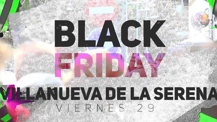 El comercio de Villanueva de la Serena se suma al Black Friday.