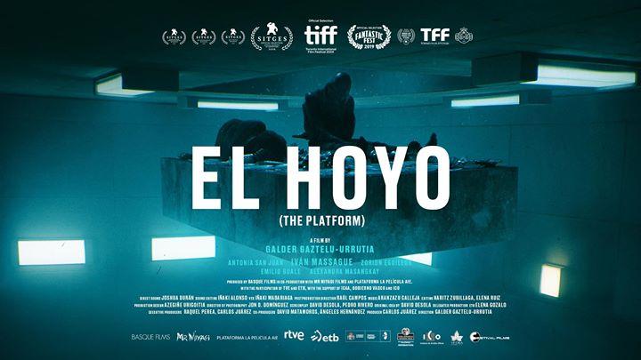 El Hoyo, de Galder Gaztelu-Urrutia