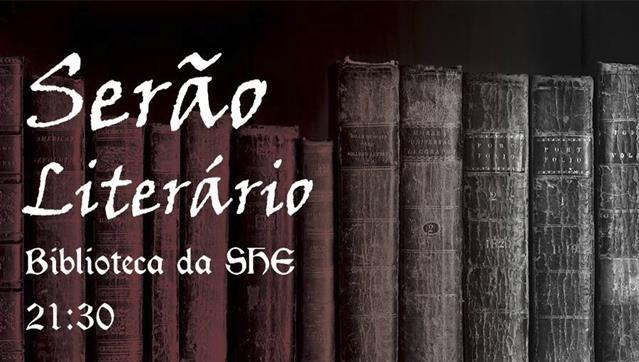"""Serão Literário - Discussão da obra """"A Trégua"""" de Mario Benedett"""