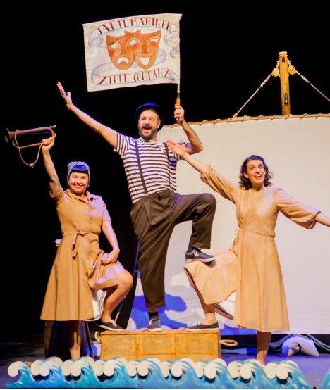 """Teatro familiar: """"Jai, el marinero"""""""