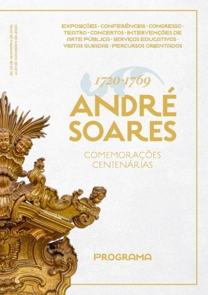 André Soares 1720-1769 | Comemorações Centenárias