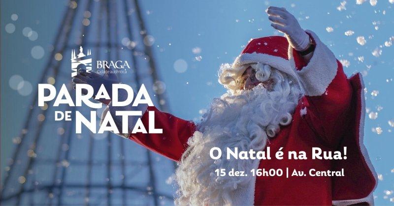 Parada de Natal 2019 - cancelada