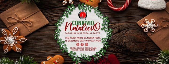 Convívio Natalício (Capoeira Algarve)