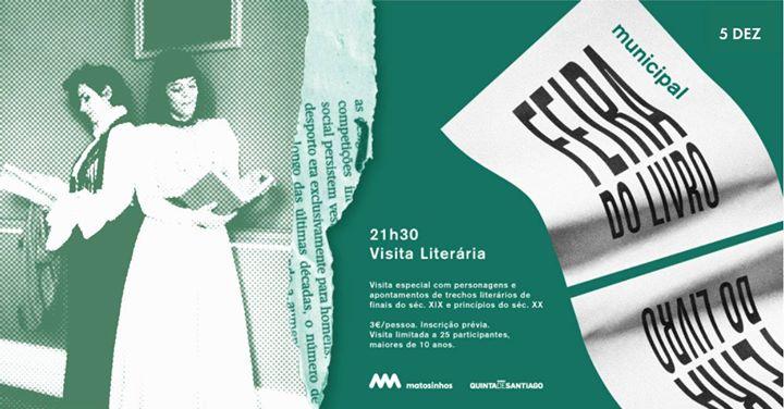 Q2 | Museu aberto até à meia noite – Visita Literária