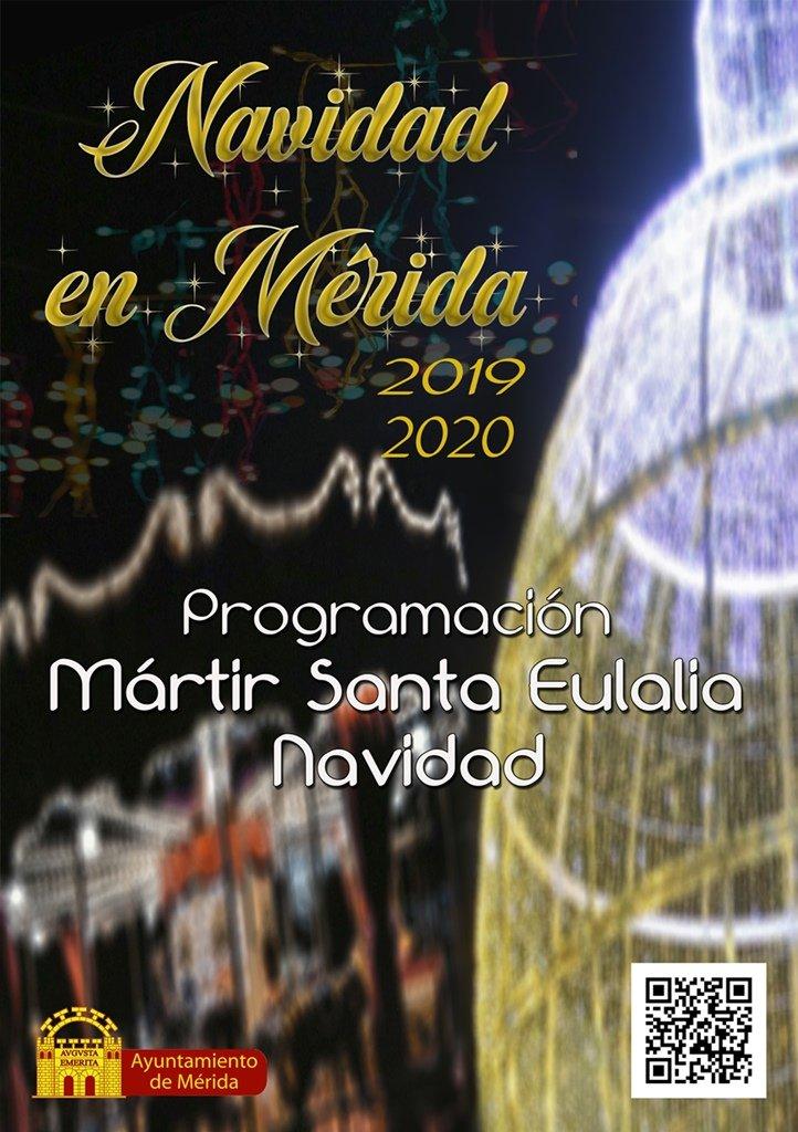 Programación Mártir Santa Eulalia y Navidad
