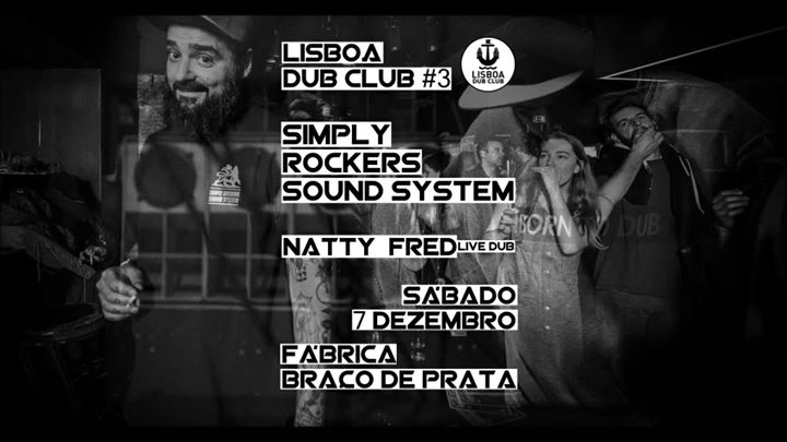 Lisboa Dub Club #3 - Open air Matiné - Free Party