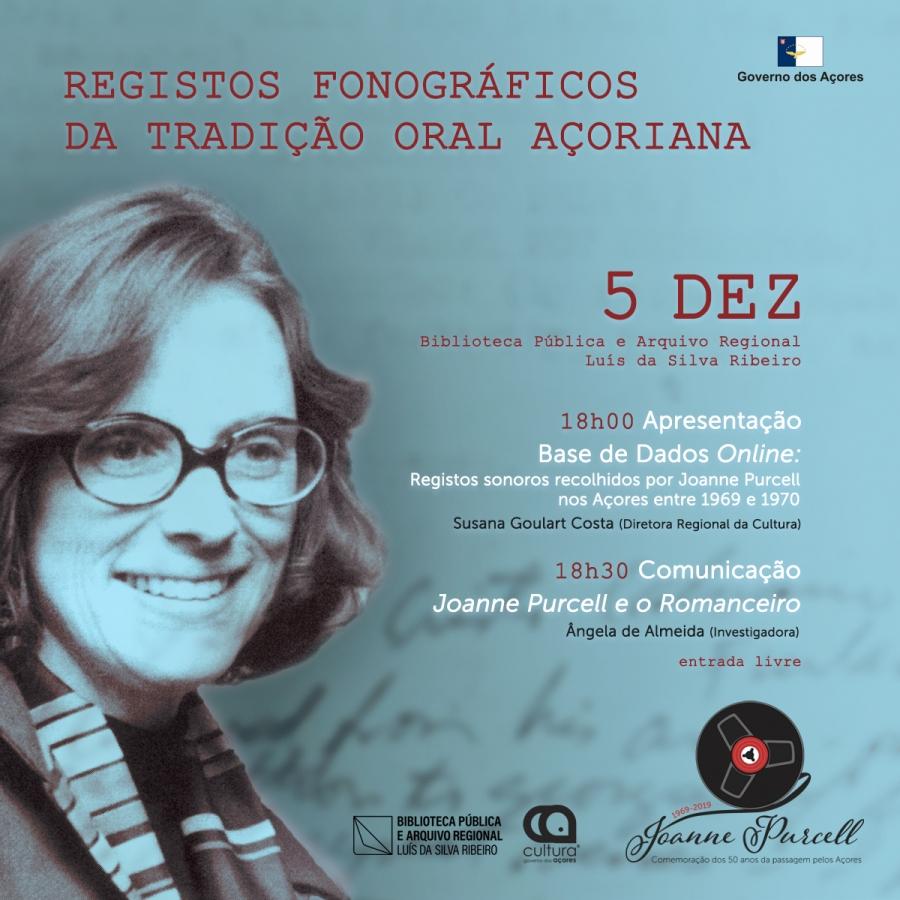 Registos Fonográficos da Tradição Oral Açoriana