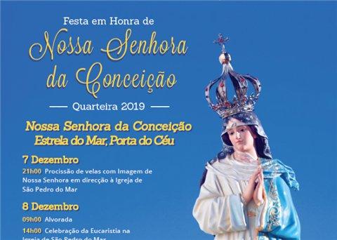 Festa em Honra de Nossa Senhora da Conceição