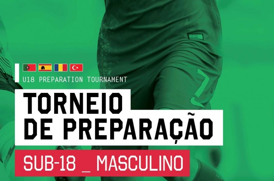 Torneio de Preparação Sub-18 Masculino