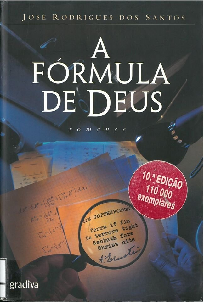 Exposição Bibliográfica l Vamos ler… José Rodrigues dos Santos