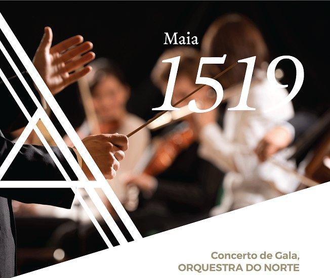 Concerto de Gala Comemorativo dos 500 Anos do Foral da Maia