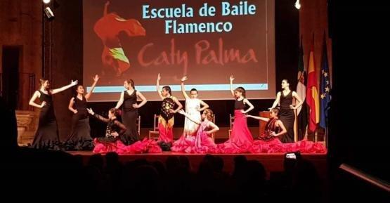 GALA DE NAVIDAD. ESCUELA DE BAILE DE CATY PALMA