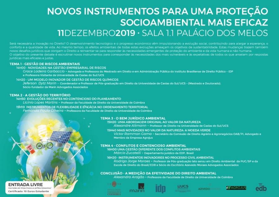 Novos instrumentos para uma proteção socioambiental mais eficaz