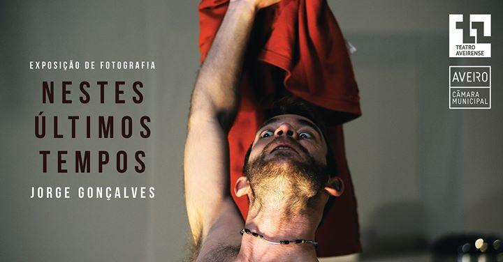 Nestes Últimos Tempos // Exposição de Jorge Gonçalves