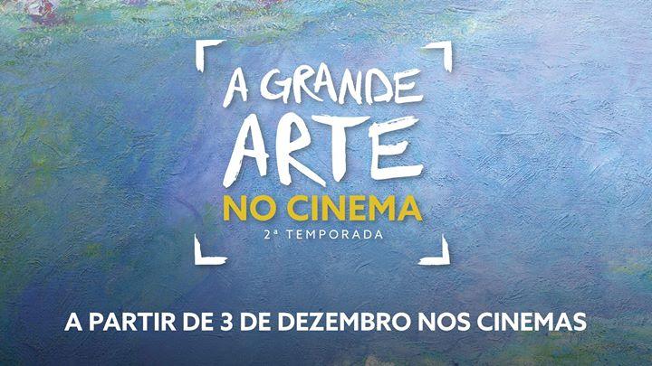 A Grande Arte no Cinema - 2ª Temporada no UCI Cinemas