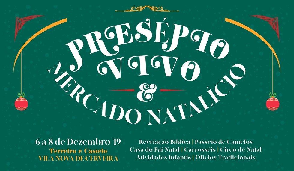 Mercado Natalício e Presépio Vivo