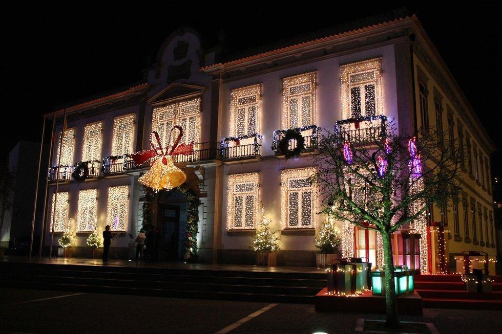 Inauguração Iluminação de Natal