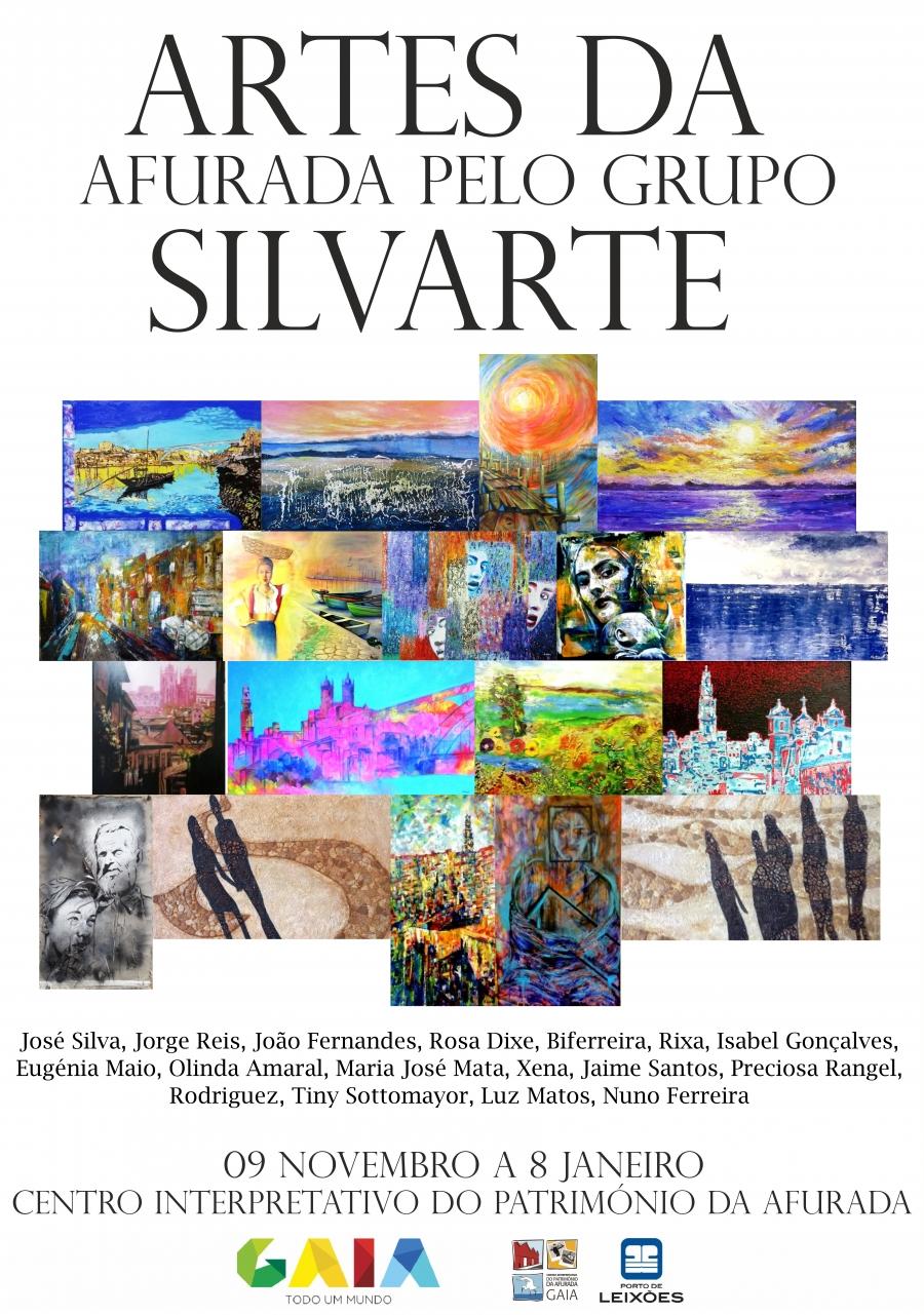Artes da Afurada pelo Grupo Silvarte