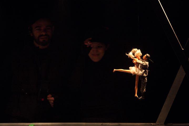 O Soldadinho - Espetáculo de marionetas