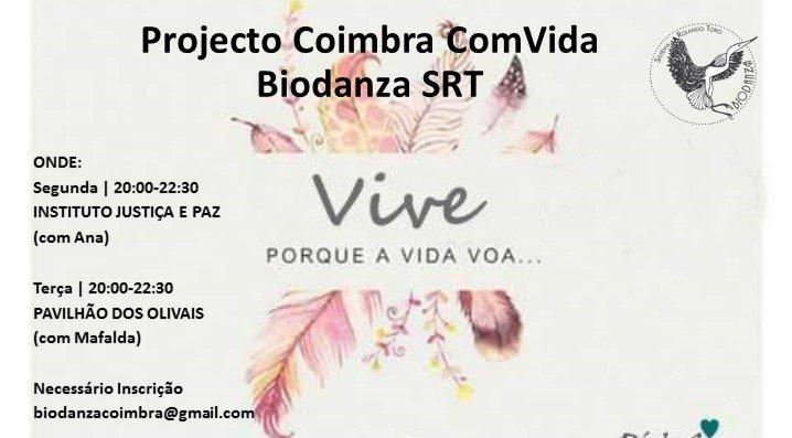 Coimbra ComVida - Biodanza