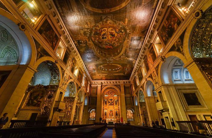 Natal em Lisboa - Orquestra Orbis / Igreja S. Roque