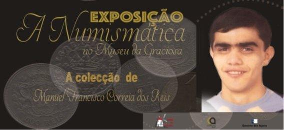 A Numismática no Museu da Graciosa. A Coleção de Moedas Portuguesas de Manuel Francisco Correia dos Reis