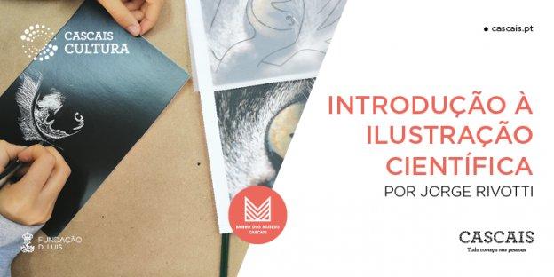 Introdução à Ilustração Científica por Jorge Rivotti