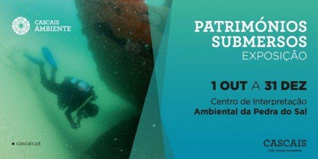 Exposição Patrimónios Submersos