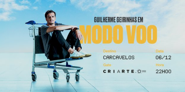 Modo Voo | Stand-up comedy