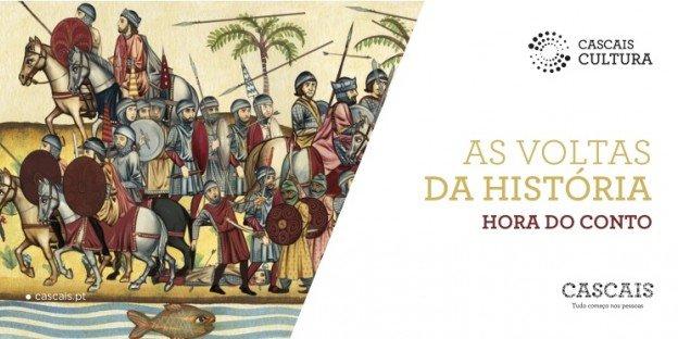 As Voltas da História - Hora do Conto