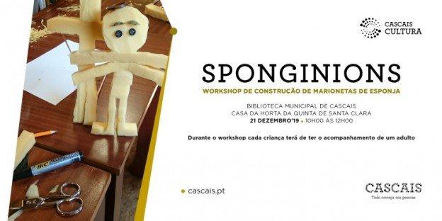 Sponginions - Workshop de Construção de Marionetas de Esponja