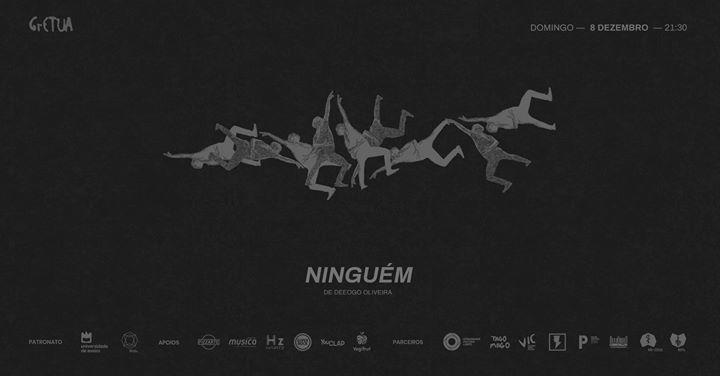 Ninguém, de Deeogo Oliveira | GrETUA