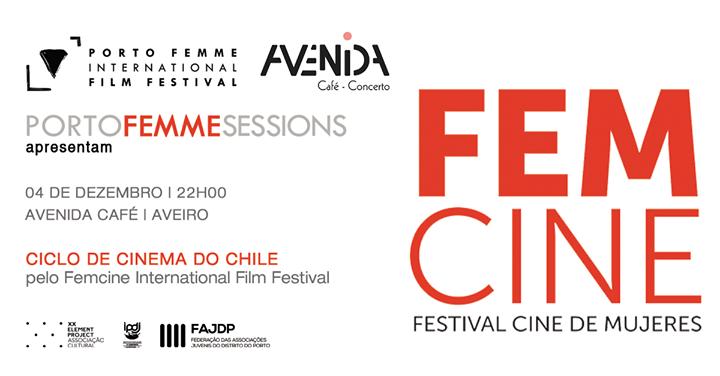 PORTO FEMME Sessions #8   Avenida Café Concerto - Aveiro