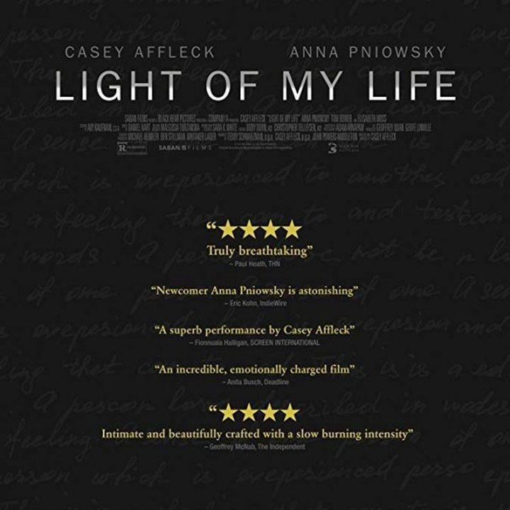 'Luz da minha vida'