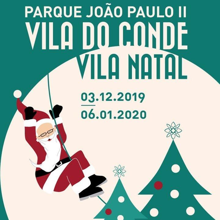 Magia do Natal chega ao Parque João ...