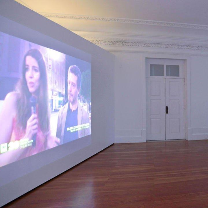 Exibição do filme 'A Mãe e o Mar'