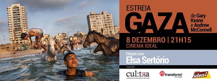 Nova sessão :: 'Gaza' (Garry Kean e Andrew McConnell)