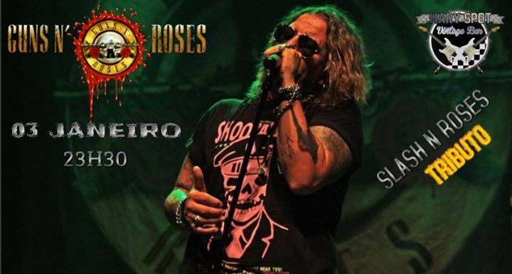 Slash N Roses tributo a Guns N Roses
