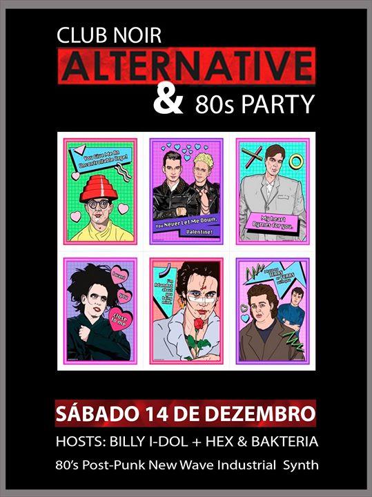 Alternative & 80s Party