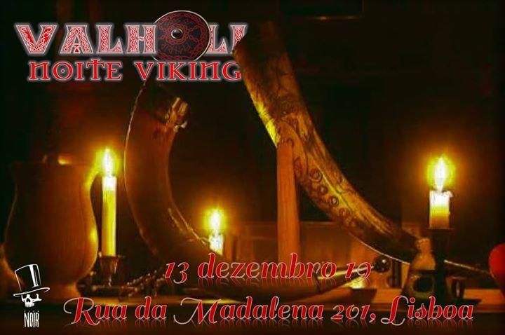 Valhöll Viking Party